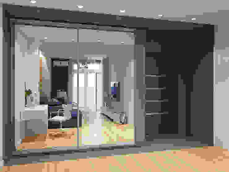 Квартира однокомнатная для аренды Коридор, прихожая и лестница в эклектичном стиле от Оксана Мухина Эклектичный