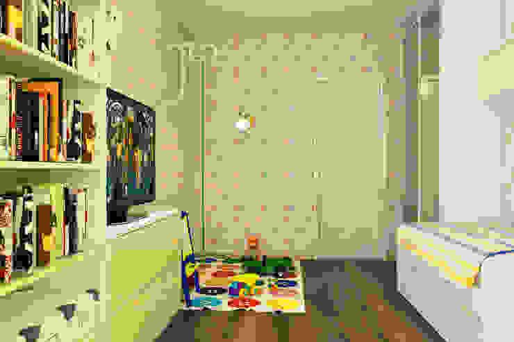 غرفة الاطفال تنفيذ  Pure Design, إسكندينافي
