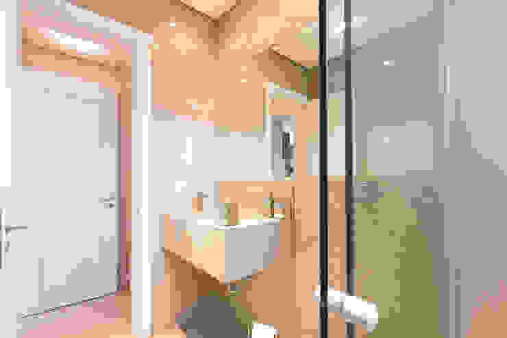 Lavabo , banheiro social Banheiros clássicos por Camila Chalon Arquitetura Clássico