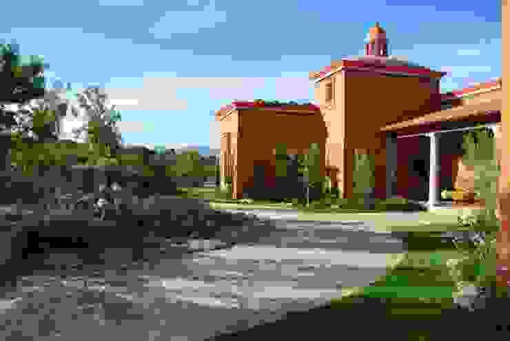 Vista Lateral Jardines clásicos de Terra Clásico