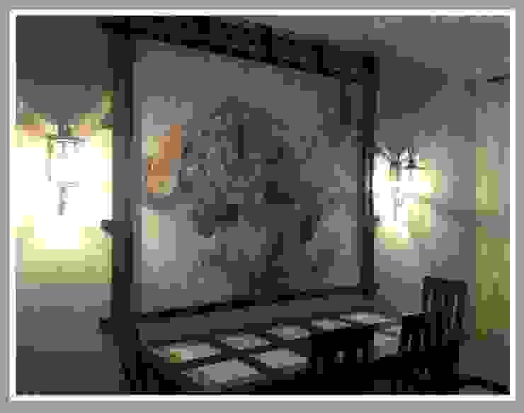 Кухня фото Кухня в азиатском стиле от Рязанова Галина Азиатский