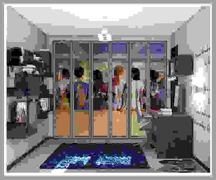 Комната отдыха Спальня в азиатском стиле от Рязанова Галина Азиатский