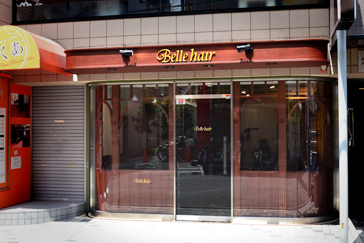 Bele hair 長居店 の TRANSFORM 株式会社シーエーティ オリジナル
