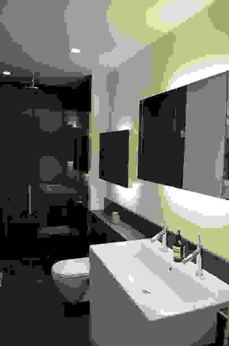 Belsize Park Gardens Modern bathroom by Belsize Architects Modern