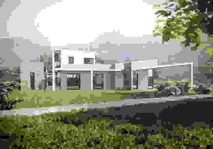 Villa in Mallorca / Willa Majorka od Scope Design Studio