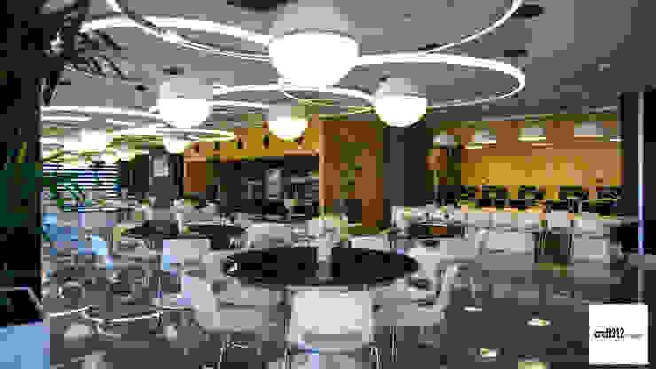 Loft Modern Yemek Odası Craft312 studio Modern
