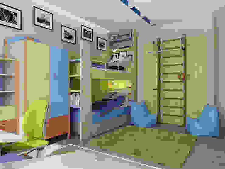 Modern Çocuk Odası Инна Михайская Modern