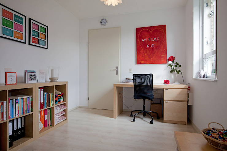 Modern Bedroom by Hans Been Architecten BNA BV Modern