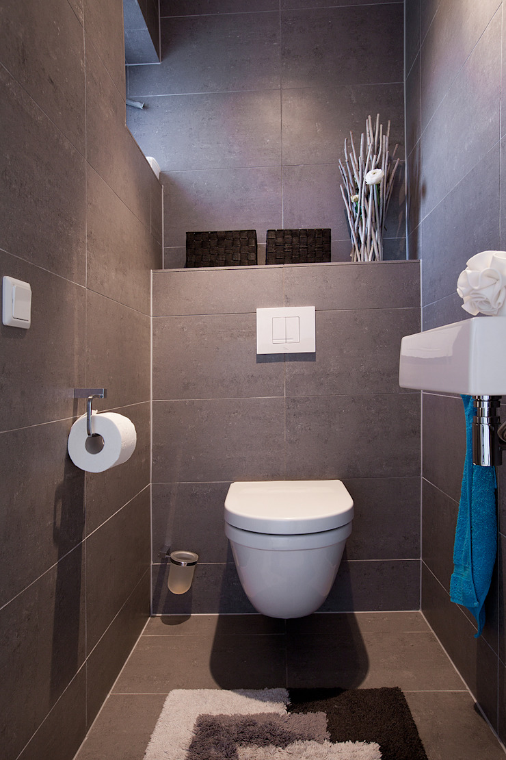 Modern Bathroom by Hans Been Architecten BNA BV Modern