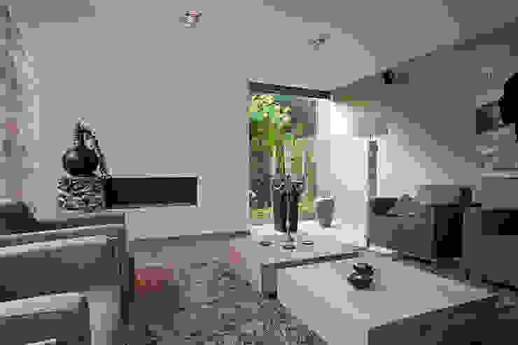 Zeewolde Moderne woonkamers van Hans Been Architecten BNA BV Modern