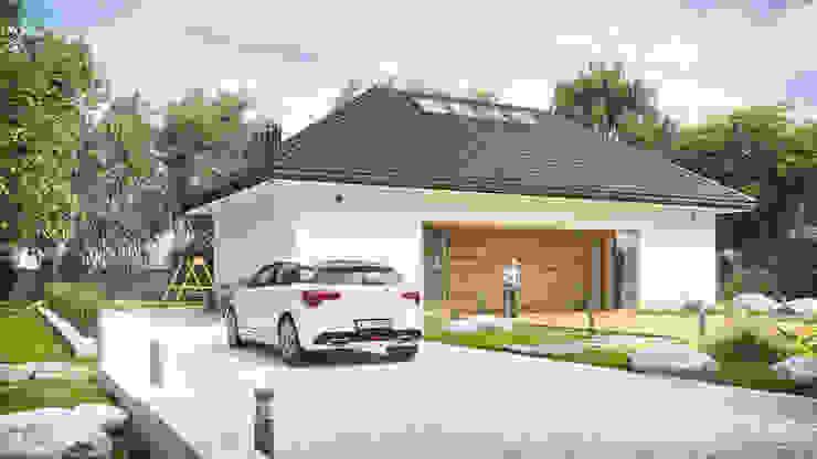 Optymalny standard #1 Klasyczne domy od INDEA Klasyczny
