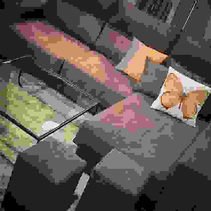 modern  door Mandarina Home, Modern Textiel Amber / Goud