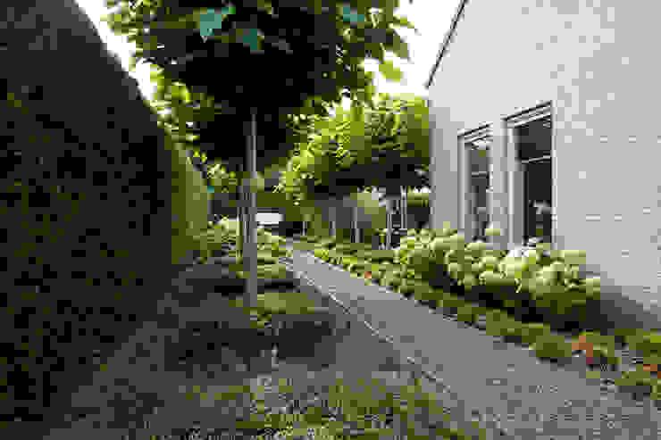 Nowoczesny ogród od Hans Been Architecten BNA BV Nowoczesny
