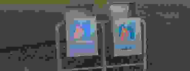 Botes de Basura para Monterrey Balcones y terrazas modernos de Nacional de Bancas Moderno