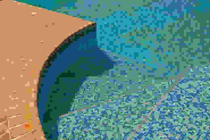 Cactus Arquitetura e Urbanismo Country style pool