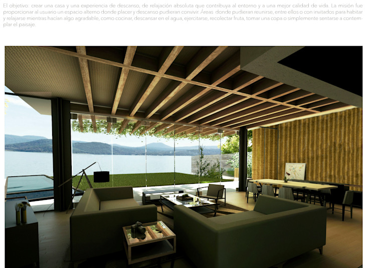 Modern houses by Colectivo IA02 Modern