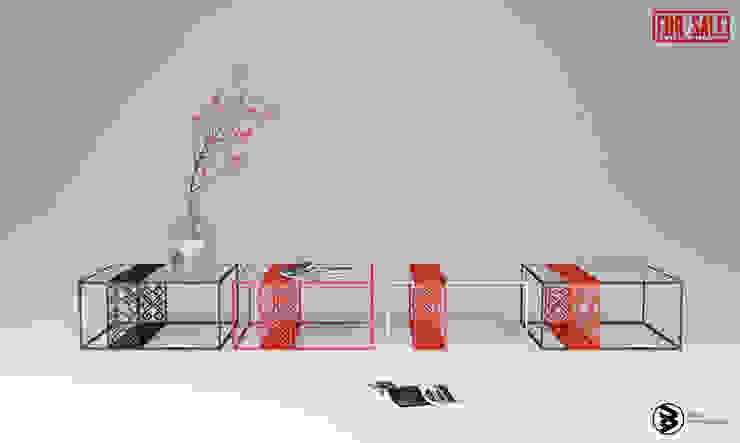 Vishivanka от 27Unit design buro Минимализм Железо / Сталь