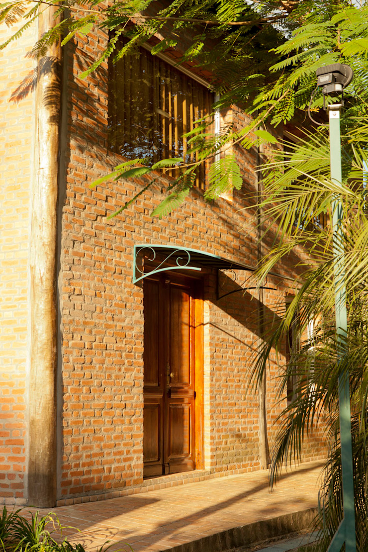 Cactus Arquitetura e Urbanismo Country style houses