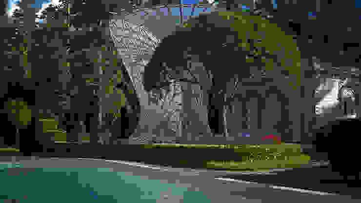 庭院 by SVPREMVS,