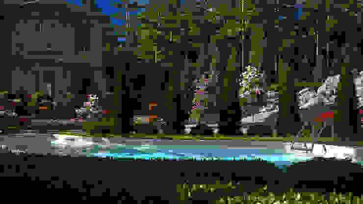 Marble House: Сады в . Автор – SVPREMVS,