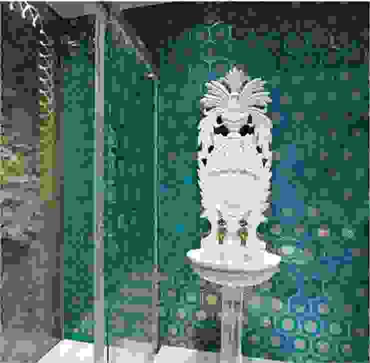 ÖZEL KONUT - BANYO Klasik Banyo ANİKYA İZNİK ÇİNİ Klasik Kuvars