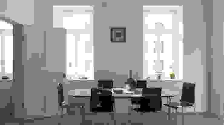 Visualisations 3d JIGEN Salle à manger moderne