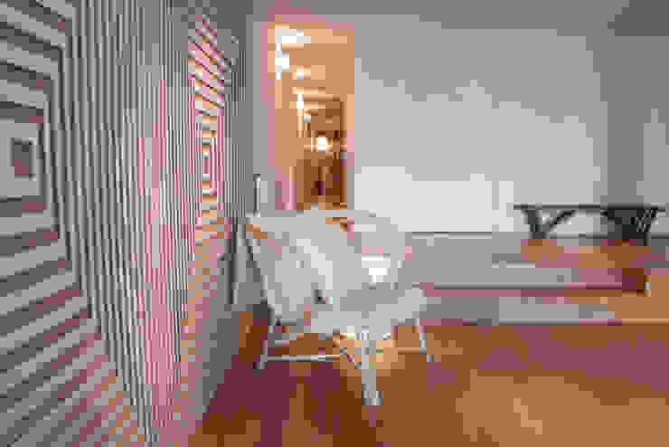 Paula Herrero | Arquitectura 现代客厅設計點子、靈感 & 圖片 木頭