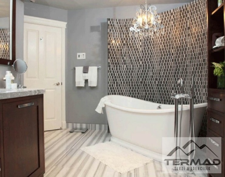 Modern Bathroom by Terzi Madencilik Modern