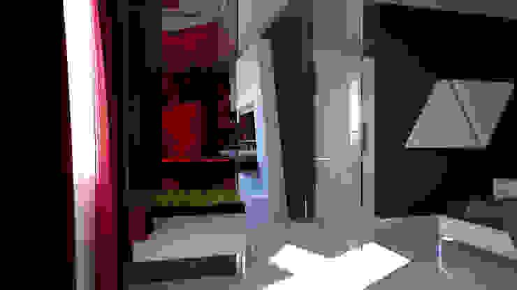 Minimalism Спальня в стиле минимализм от SVPREMVS Минимализм