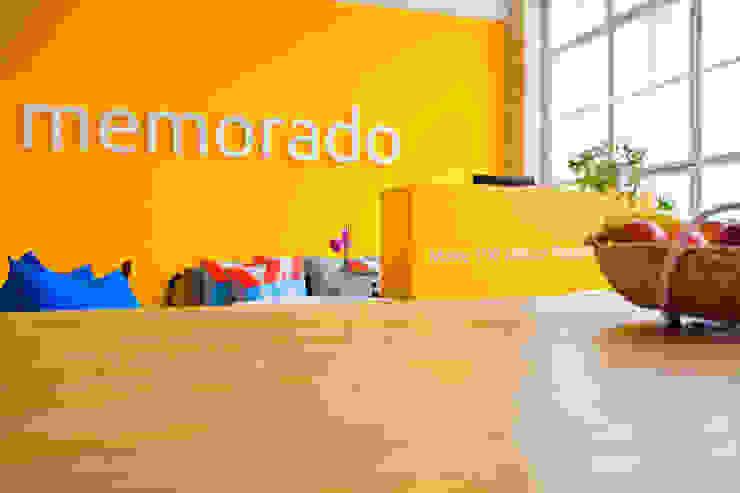 Memorado GmbH Sabine Oster Architektur & Innenarchitektur (Sabine Oster UG) Moderne Bürogebäude