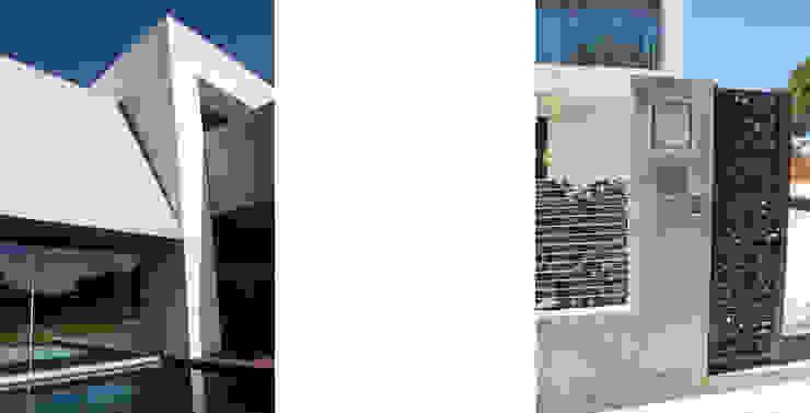 Casa Birre 3 Casas minimalistas por Areacor, Projectos e Interiores Lda Minimalista