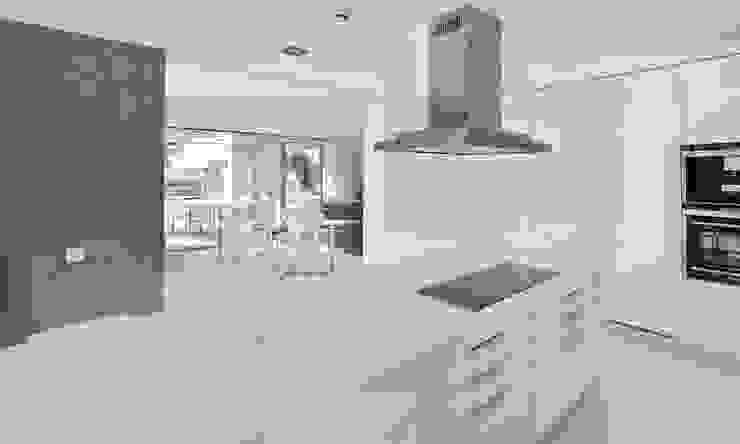 Casa Birre 3 Cozinhas minimalistas por Areacor, Projectos e Interiores Lda Minimalista