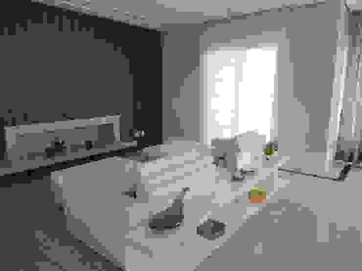 Salon classique par PL ARQUITETURA Classique