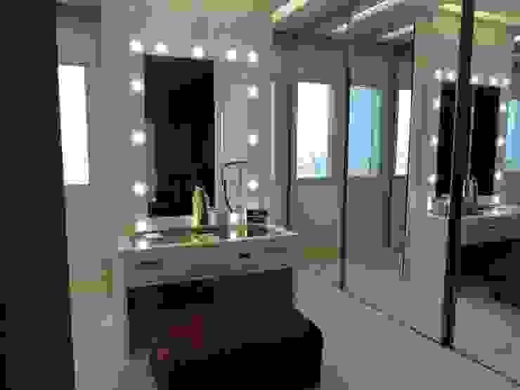 PL ARQUITETURA Classic style dressing room