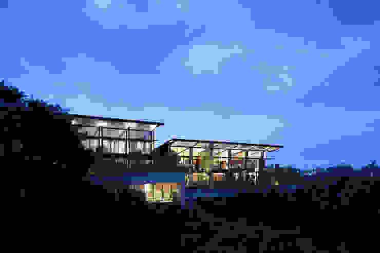Casas La Punta Casas de estilo minimalista de grupoarquitectura Minimalista