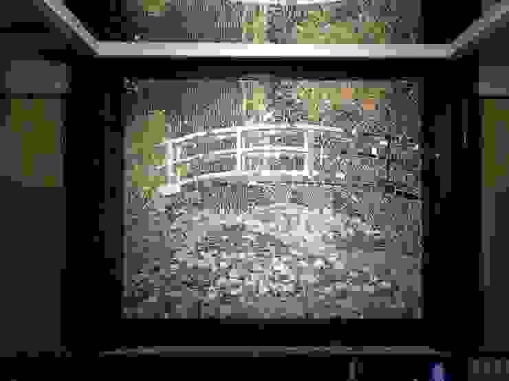 Paineis em mosaico Salas de estar clássicas por Mosaico Leonardo Posenato Clássico