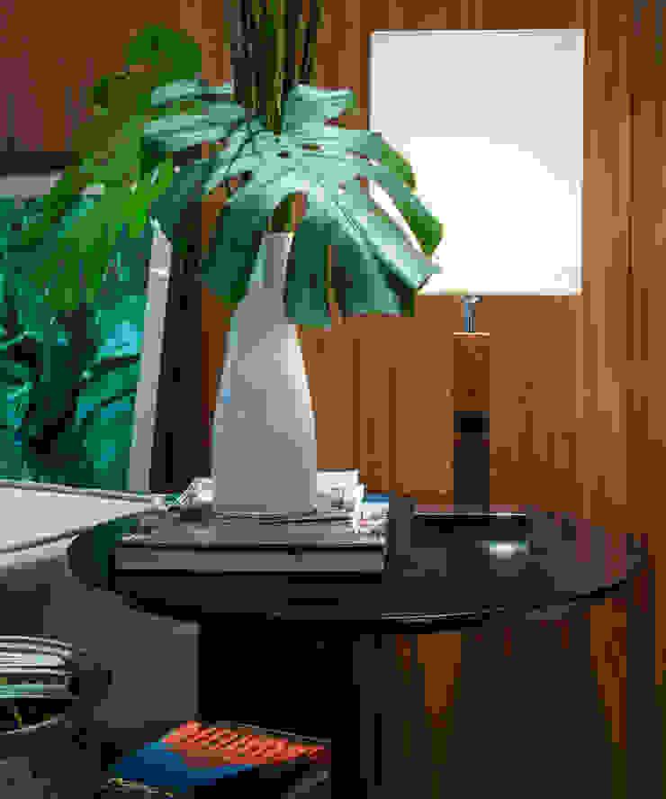 Apartamento PH Salas de estar modernas por Ricardo Cavichioni Arquitetura Moderno