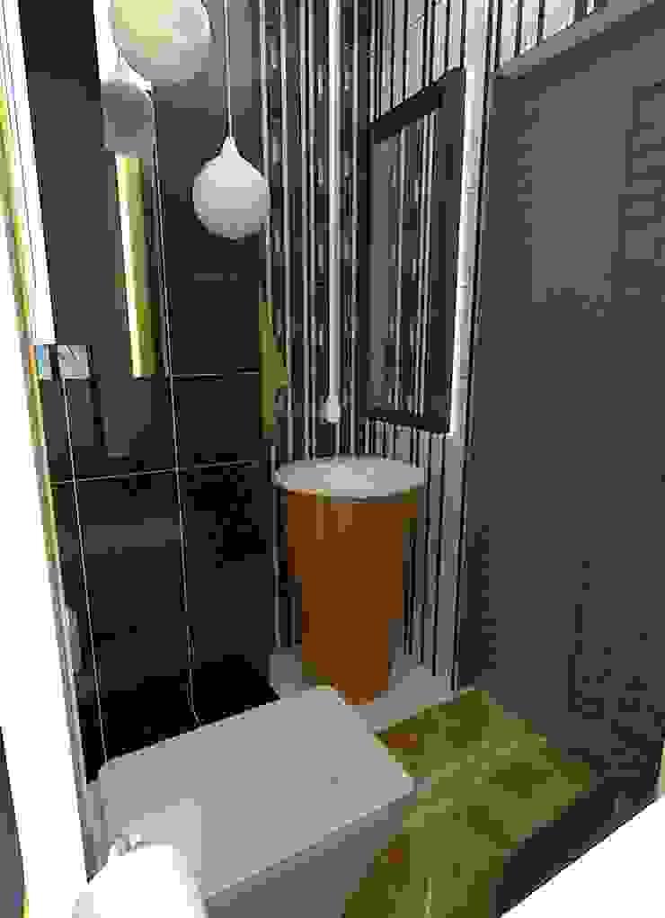 Галина Глебова Salle de bain minimaliste