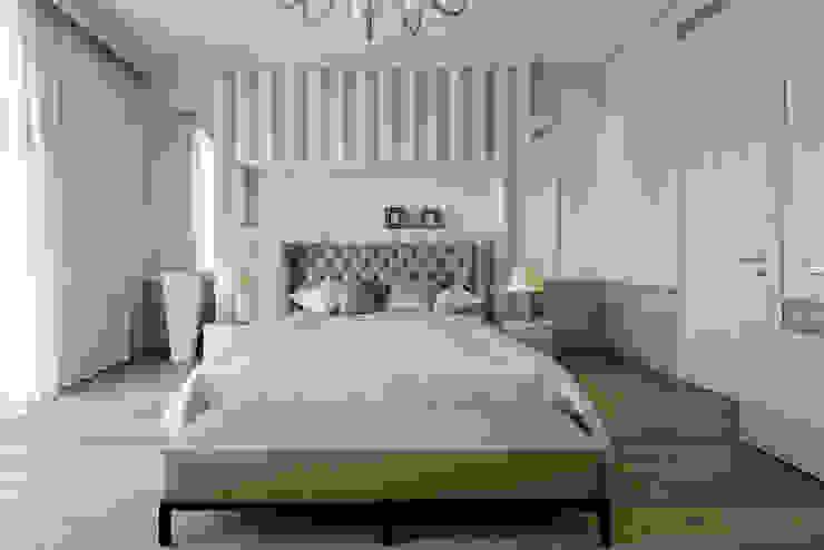 クラシカルスタイルの 寝室 の Дизайн-студия «ARTof3L» クラシック