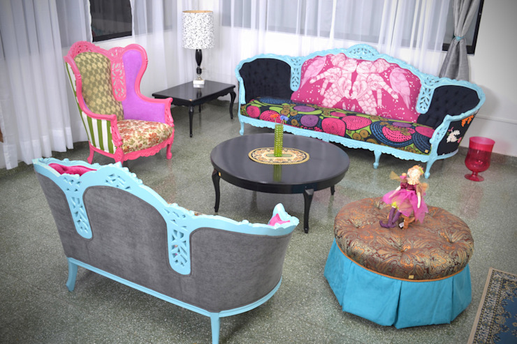 eclectic  by Laura Vintage, Eclectic