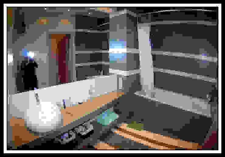 Ванная комната в квартире на Тверской Ванная в классическом стиле от Дизайн-студия «ARTof3L» Классический