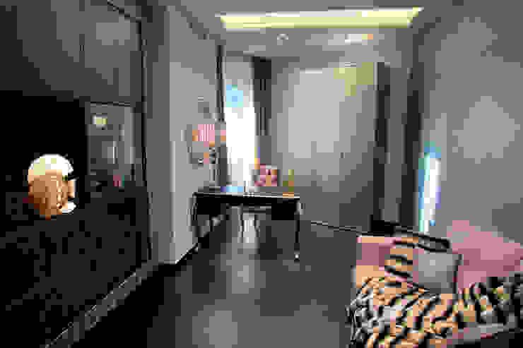 Спальня в квартире на Смоленской Спальня в стиле модерн от Дизайн-студия «ARTof3L» Модерн
