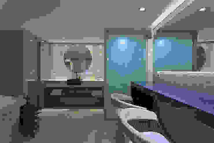 Sala da Noiva Clínicas modernas por Mariana Borges e Thaysa Godoy Moderno
