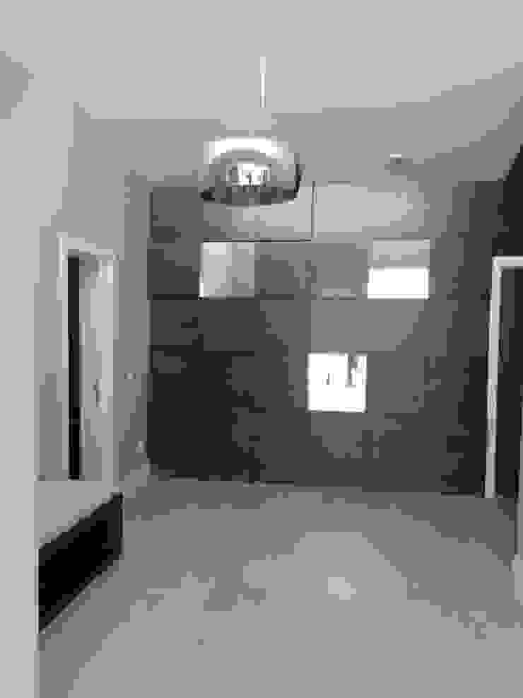 aaestudio Moderne Wohnzimmer Massivholz