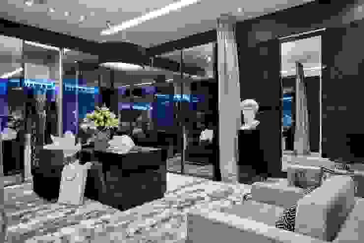 Decora Lider Campinas - Sala de Vestir Salas de estar modernas por Lider Interiores Moderno