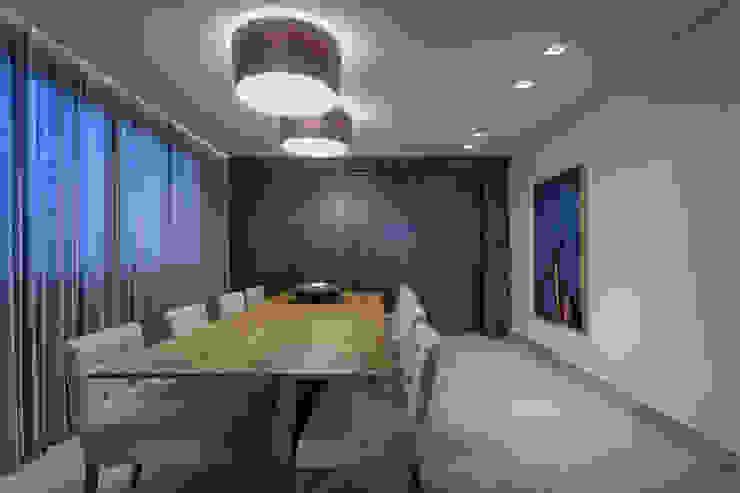 Sala de jantar Salas de jantar modernas por Mariana Borges e Thaysa Godoy Moderno