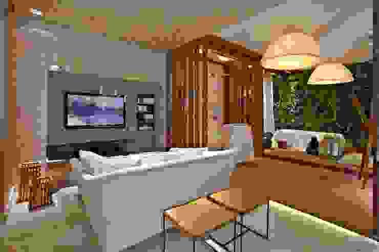 Sala de Banho Banheiros modernos por Mariana Borges e Thaysa Godoy Moderno