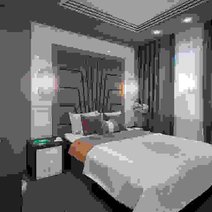 Дизайн спальни в Туле Спальня в стиле модерн от Алина Насонова Модерн