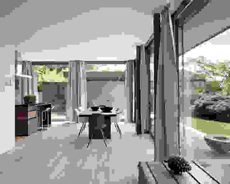 من meier architekten zürich حداثي خشب Wood effect