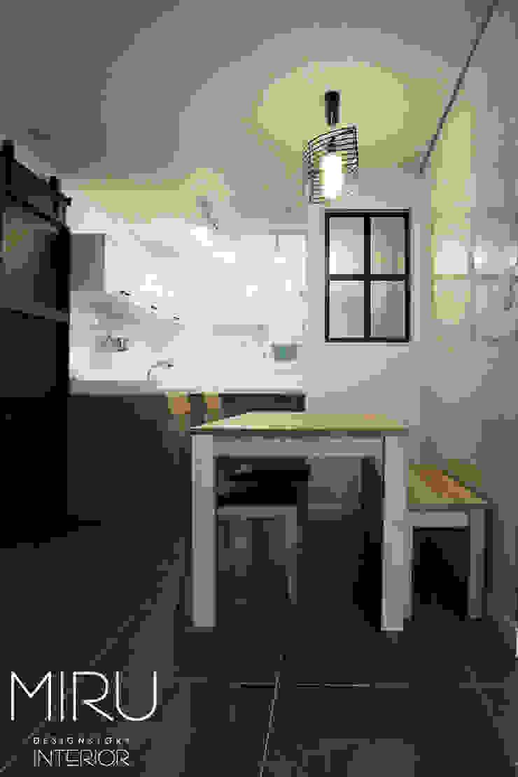 미루디자인 現代廚房設計點子、靈感&圖片